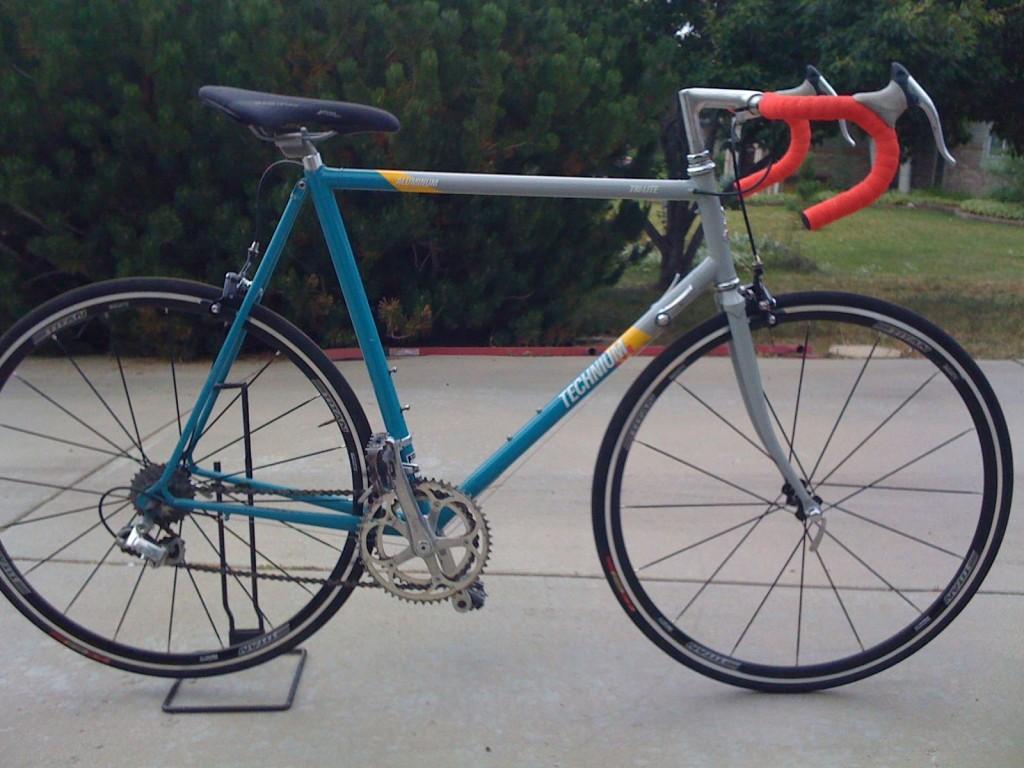 """new"" bike"